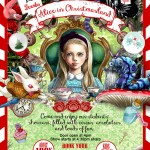 bali circus alice in christmasland