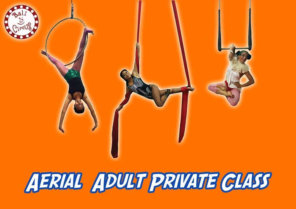 Bali Circus Aerial Adult Class Private