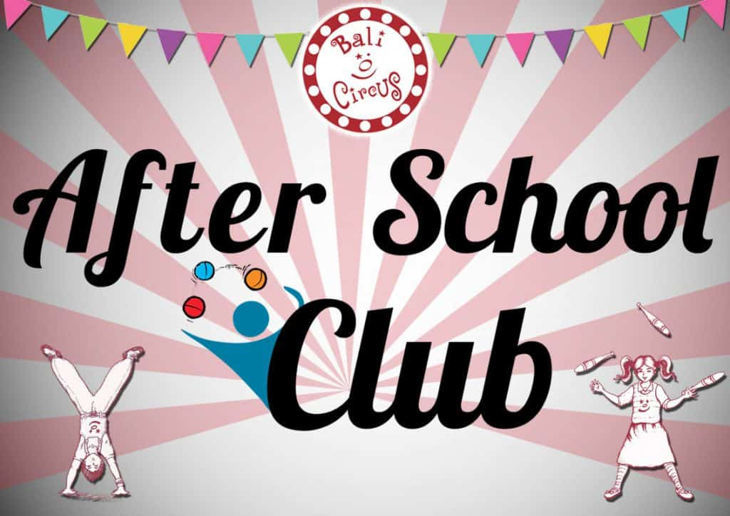 Bali Circus After School Circus Club