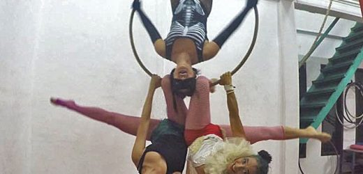 Bali Circus Aerial Adult Photo 3